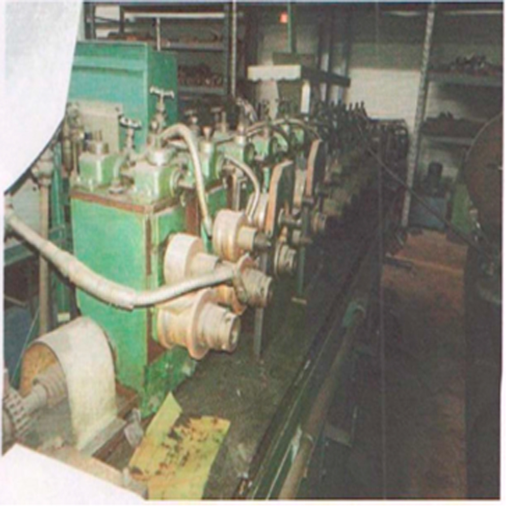 Roll former press  COMEC DIMECOایتالیایی